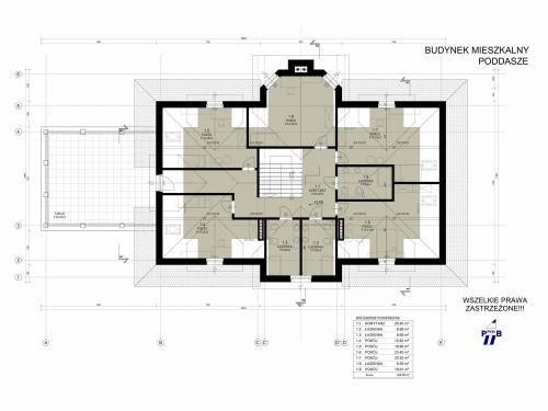 budynki mieszkalne 43
